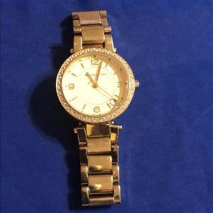 Michael Kors Goldtone watch